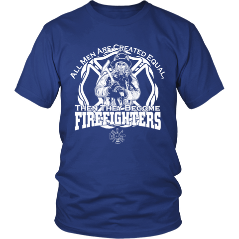 FIREFIGHTERS ARE GREAT - ShirtSpice