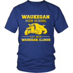 WAUKEGAN HIGH SCHOOL - ShirtSpice