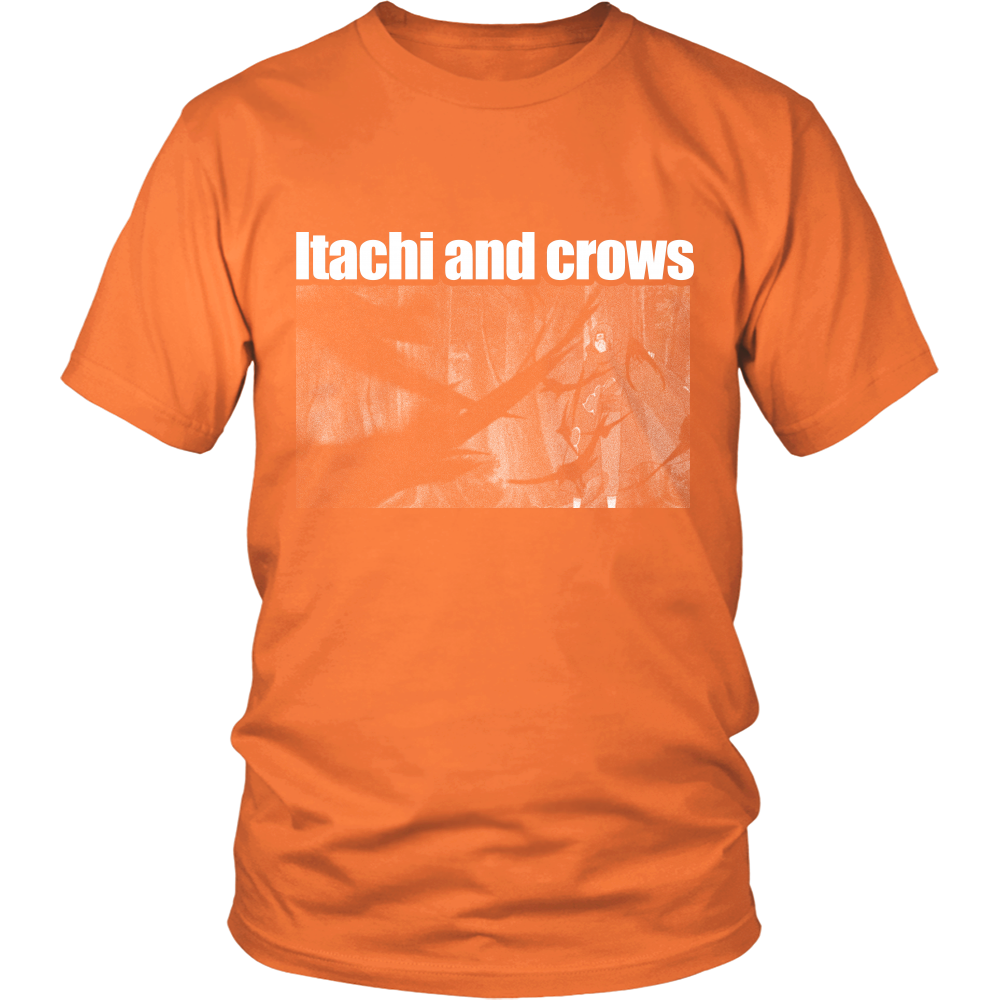 ITACHI AND CROWS SHITS - ShirtSpice