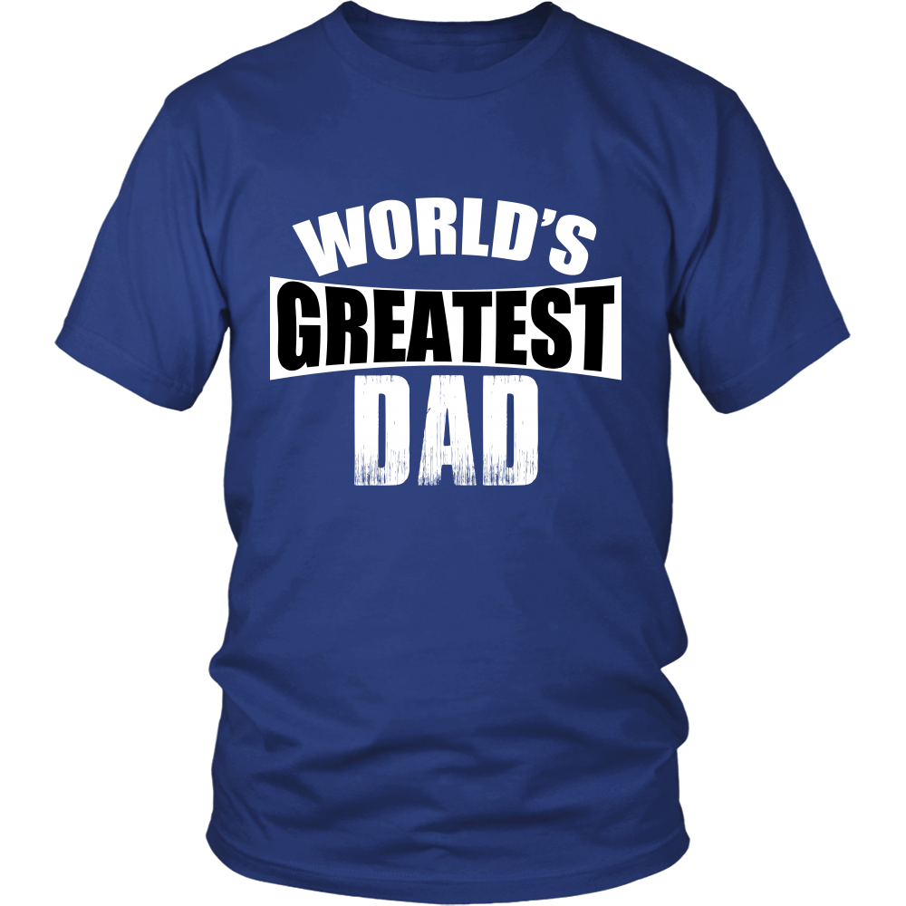 WORLD'S GREATEST DAD - ShirtSpice
