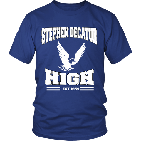 STEPHEN DECATUR HIGH