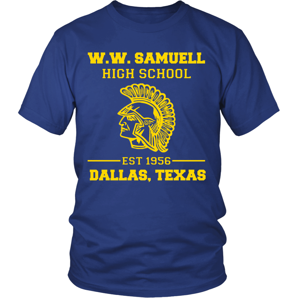 W.W. SAMUELL HIGH SCHOOL