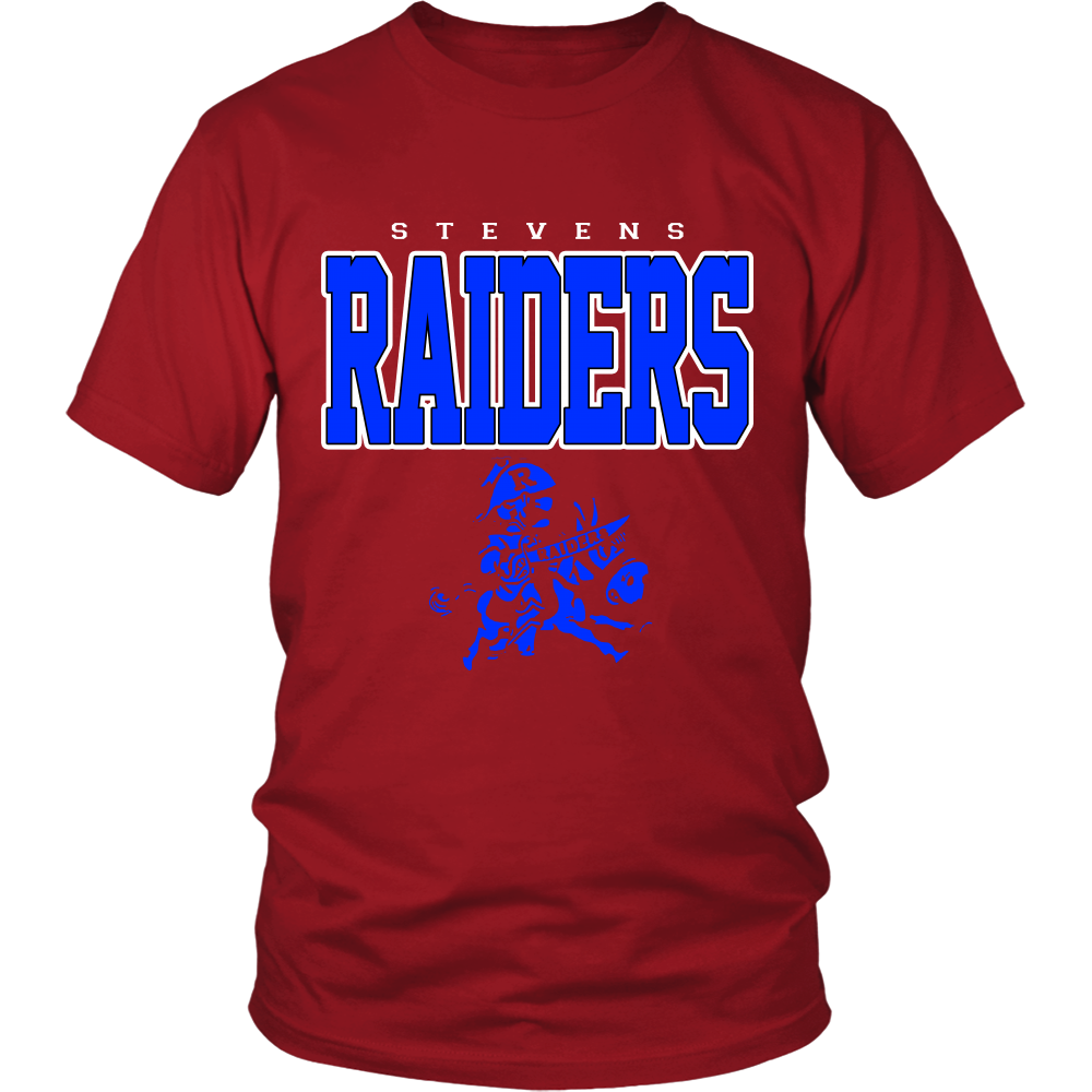 STEVENS RAIDERS SHIRT