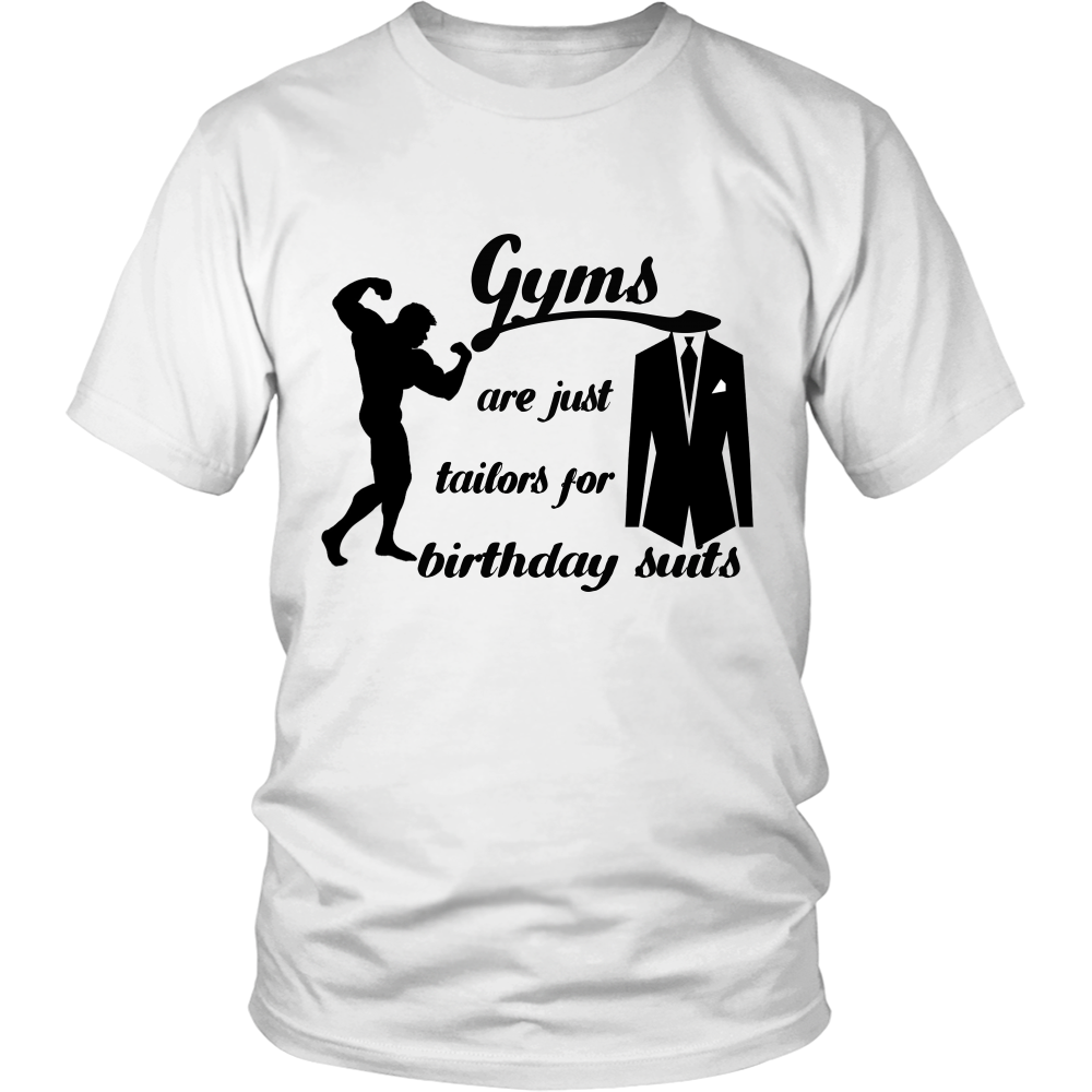 GYMS FOR BIRTHDAY SUITS