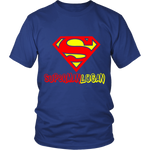 SUPERMAN LOGAN SHIRT