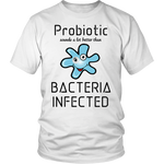 PROBIOTIC SOUNDS LIKE BACTERIA