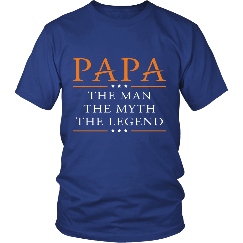 PAPA- THE MAN AND THE LEGEND