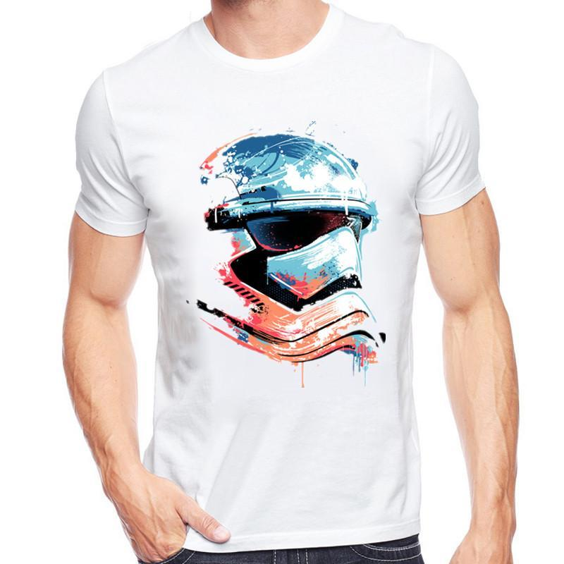 Star Wars Stormtrooper Printed Funny T Shirt