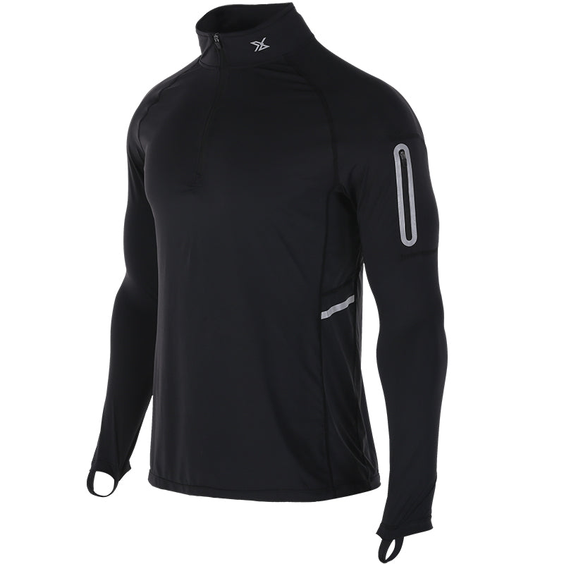 Men shirt compression sports TShirt