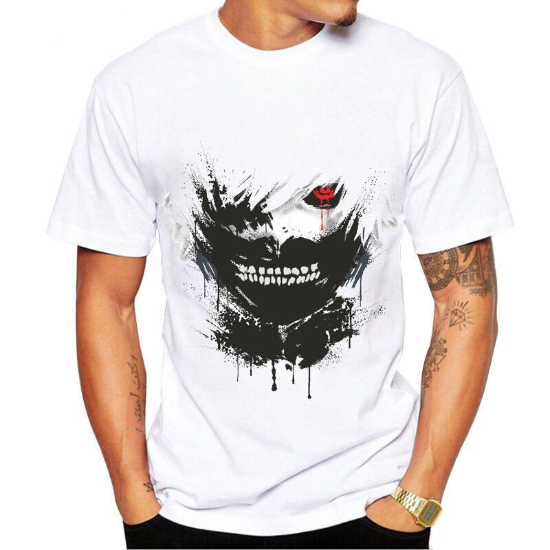 Tokyo Ghoul Printed T-shirt men - ShirtSpice