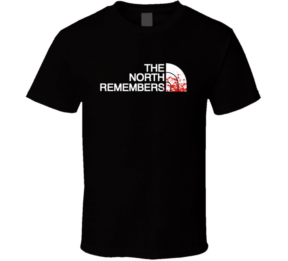 The North Remembers Game of Thrones T Shirt - ShirtSpice