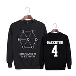 Seoul Concert Cotton Hoodies
