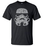 Star Wars Yoda/Darth Vader Streetwear Men's T-Shirt