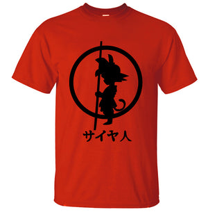 Dragon Ball Z  T Shirt  Men