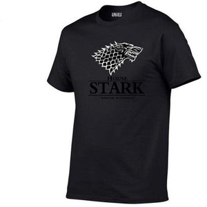 The North Remembers Blood Wolf T Shirt Men's - ShirtSpice