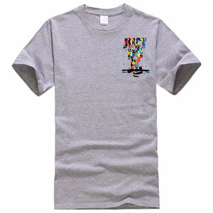New Fashion Just Do It Men's T shirt