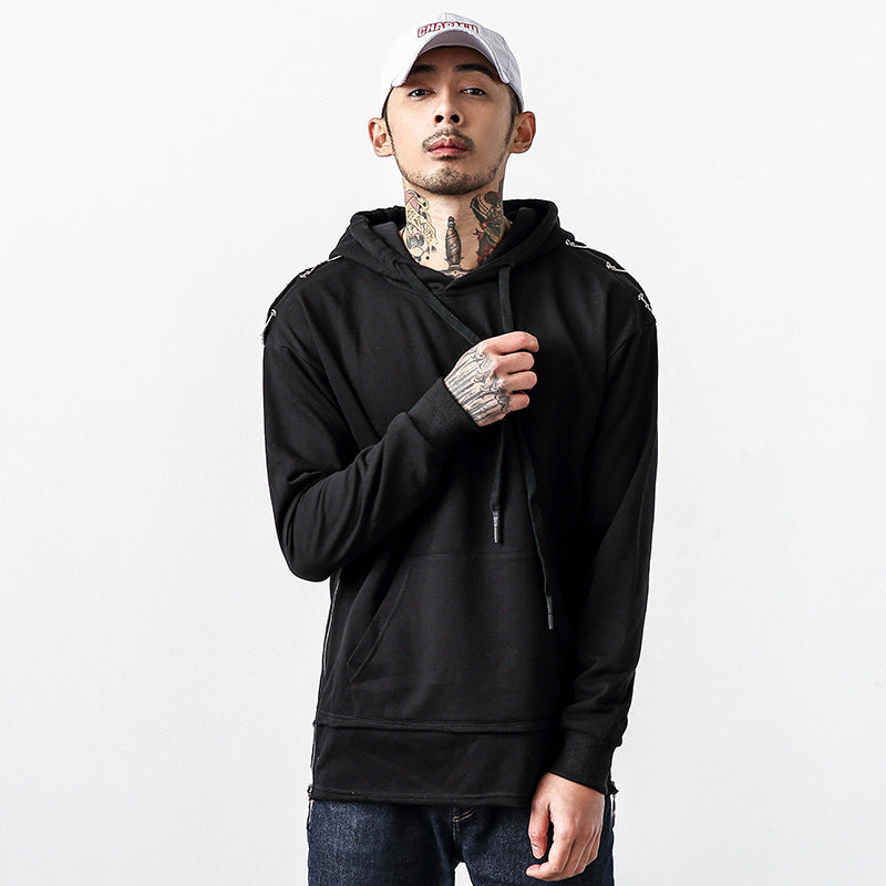 New Fashion Full Sleeve Cotton Hip Hop Hoodies