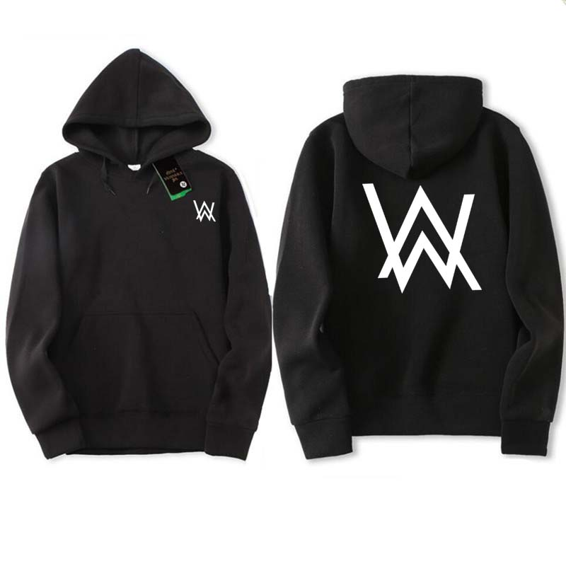 Alan Walker DJ Hip Hop Streetwear Hoodies - ShirtSpice