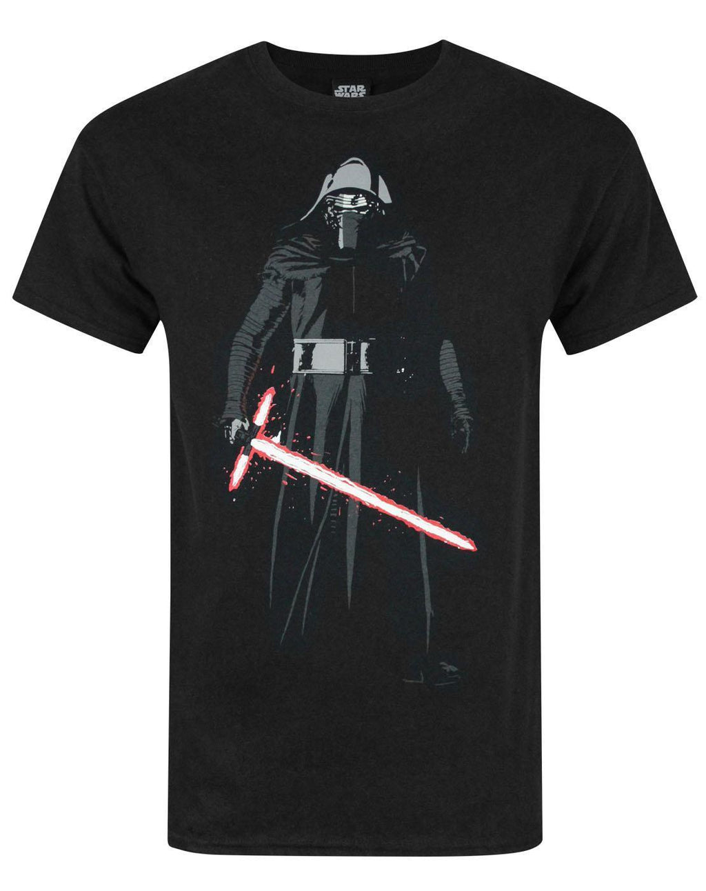 Official Star Wars The Force Awakens Kylo Ren Men's T-Shirt