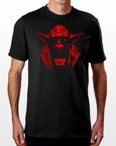 Star Wars Yoda Mash Up T-shirt - ShirtSpice