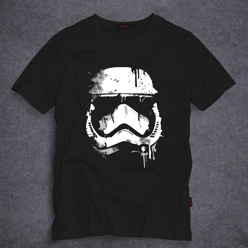 Star Wars Stormtrooper T Shirts Men Short Sleeve