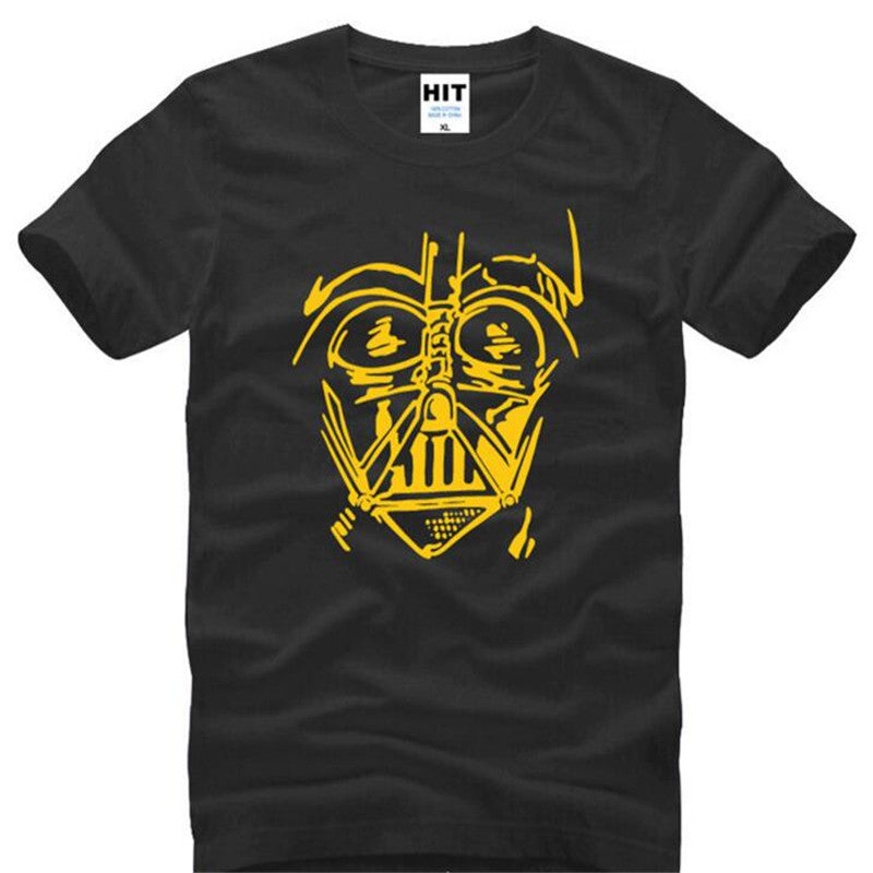 Star Wars Darth Vader Printed T Shirts