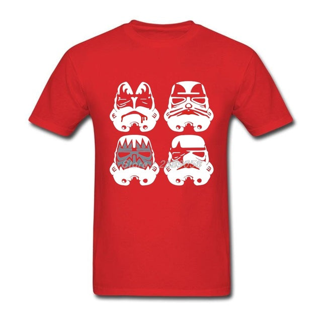 Star Wars New Brand Printed Harajuku Tee - ShirtSpice