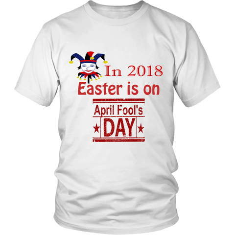 APRIL FOOL SHIRT