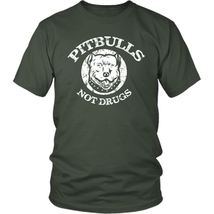 Pit-Bulls Not Drugs