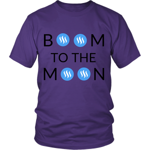STEEM Boom to the Moon Shirt
