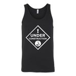 Under Construction Tank - ShirtSpice