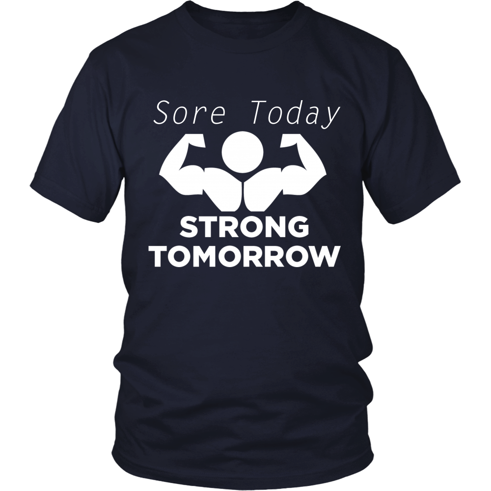 Strong Tomorrow - ShirtSpice