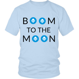 WAVES Boom to the Moon Shirt