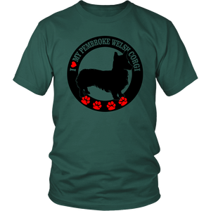 I Love My Welsh Corgi - ShirtSpice