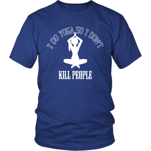 I Don't Kill People