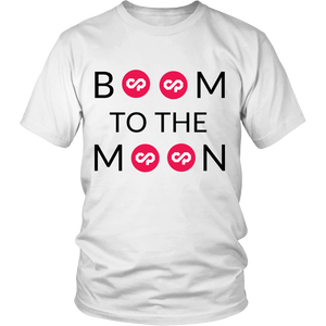 COUNTERPARTY Boom to the Moon Shirt