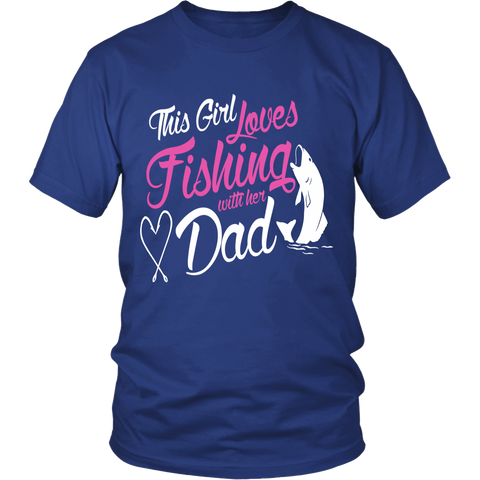 Fishing With My Dad Shirt