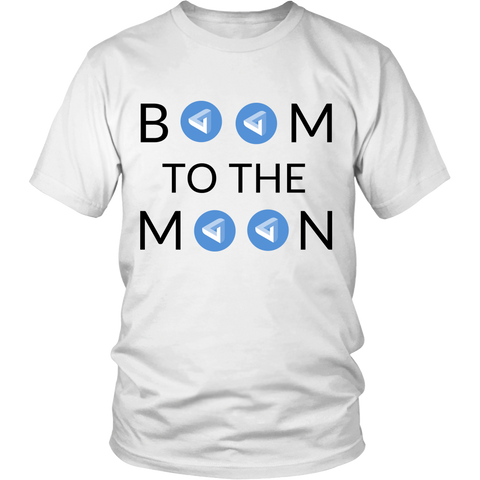 MAID Boom to the Moon Shirt