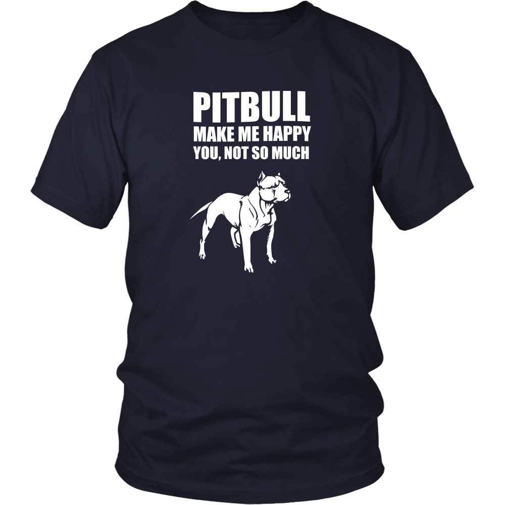 Pit-Bull Make Me Happy
