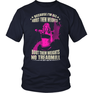 NO TREADMILL SHIRT