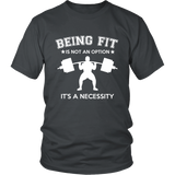 Being Fit is A Necessity