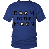 BYTECOIN Boom to the Moon Shirt