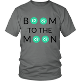 DECRED Boom to the Moon Shirt