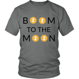XCASH Boom to the Moon Shirt