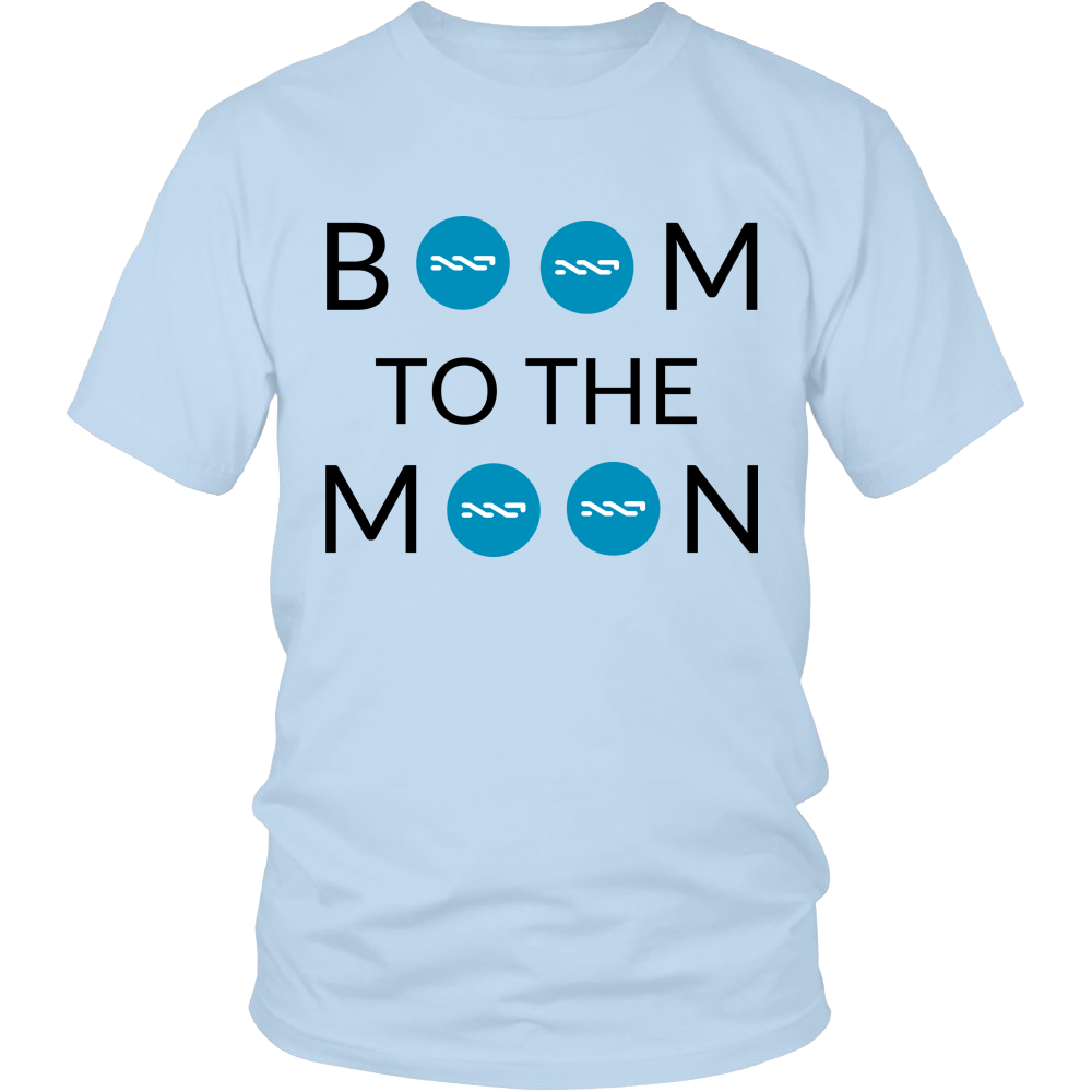 NXT Boom to the Moon Shirt
