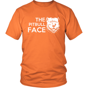 The Pit-Bull Face