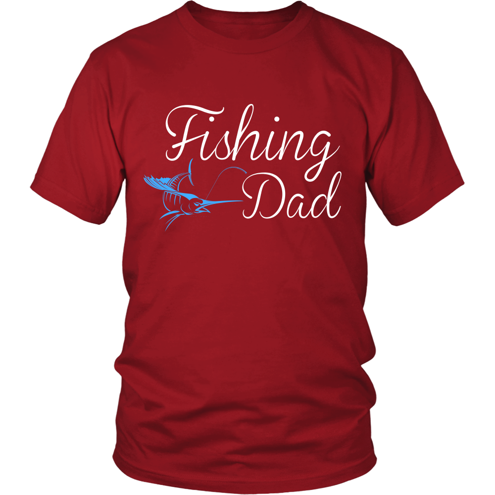 Dad is The Best Fisherman Shirt