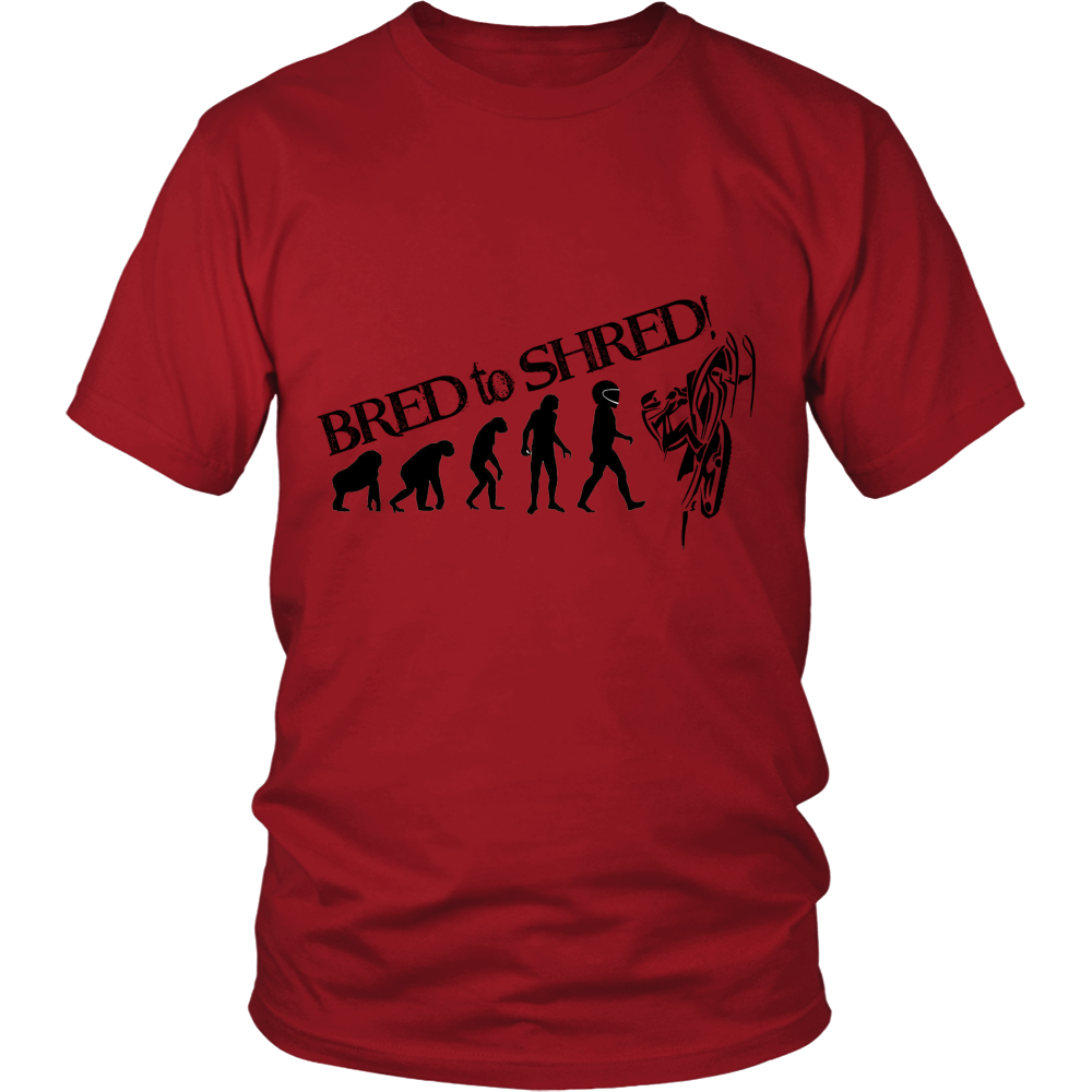 SLED EVOLUTION SHIRT - ShirtSpice