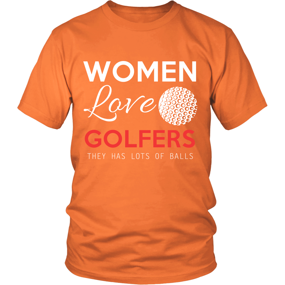 WOMEN LOVE GOLFERS