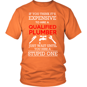 HIRE QUALIFIED PLUMBERS